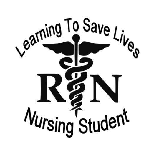 Nursing, Vinyls and Nursing schools on Pinterest