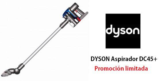 DYSON Aspirador DC45+ http://www.materialdirecto.es/es
