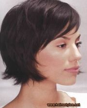 italian short medium hairstyles