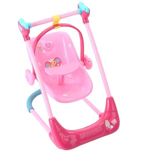 Baby Alive Swing & High Chair Combo  Toys, Chairs And