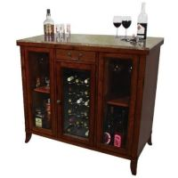 Wine Cooler Furniture | Wine Cellar Furniture: Cherry Wine ...