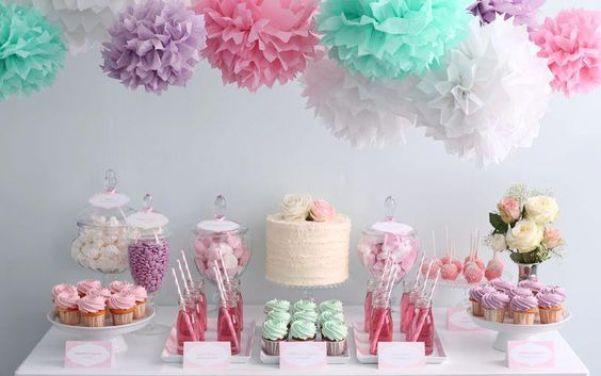 Image result for candy bar paper pompoms