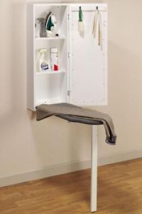 ikea wall mounted ironing board | Wall-Mounted Ironing ...