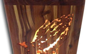 Batman Wooden Urns | Wooden Thing