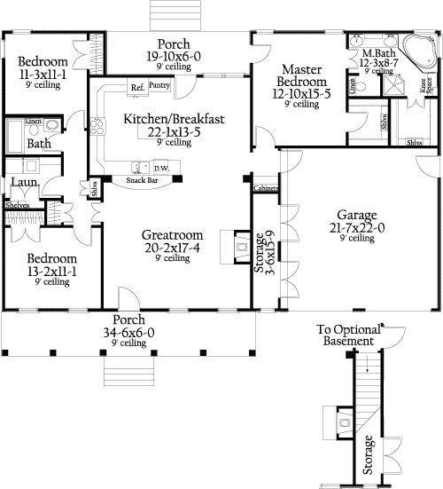 Simple House Blueprints Free House Home Plans Ideas Picture