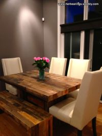 West Elm Emmerson Kitchen Table #WestElm #MyWestElm   A ...