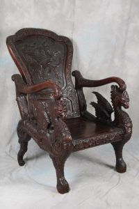 Throne chair, Chinese and eBay on Pinterest