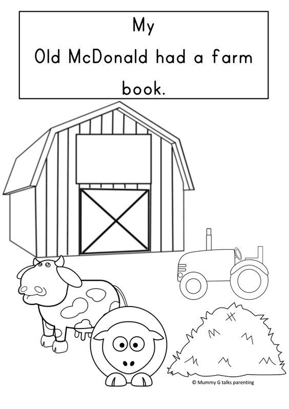 Mummy G talks parenting: EYFS 'on the farm' topic theme
