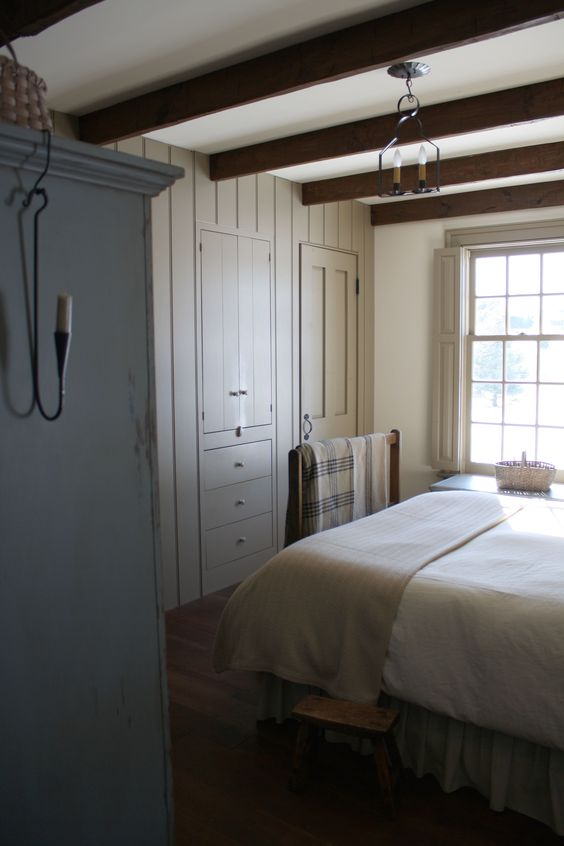Shaker style Bedrooms and Beams on Pinterest