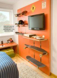 15 Cool Teenage Boy Room Ideas | Teenager, Jungen und ...