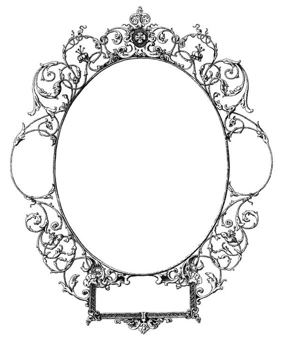 Best 10 Oval Frame Ideas