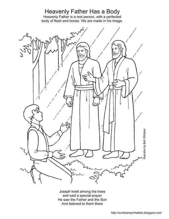 Heavenly father, Coloring pages and Coloring on Pinterest