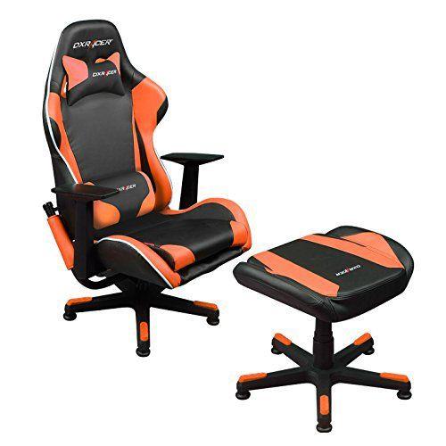 DXRacer Video Game Chair  Ottoman FA96NOSuit Console