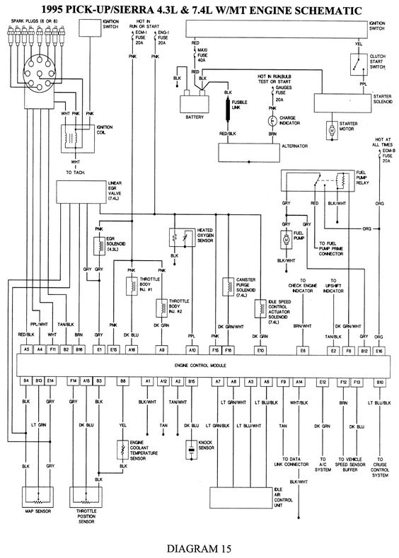 Ford Voltage Regulator Wiring Diagrams.