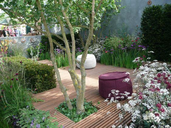 Garden design Small gardens a