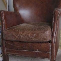 Professor Chair Restoration Hardware Dining Chairs At Marshalls Professor's Leather | Household Fun Pinterest ...