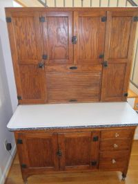 Antique Bakers Cabinet | Sellers Bakers Cabinet ...