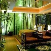 Jungle bedroom! | bedroom ideas | Pinterest | Dschungel ...