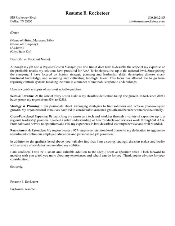 Sales and Operations Executive Cover Letter Sample  MM  Pinterest  Letter sample Cover