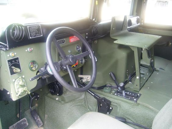 jeep lj wiring diagram trailer 7 way ford 2 humvee interior | pinterest interior, hummer h1 and military photos