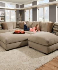 Extra large sectional sofa with chaise | SOFAS & FUTONS ...