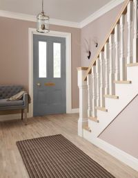Crown Paints hallway paints - Hallway colours: 2015 trends ...