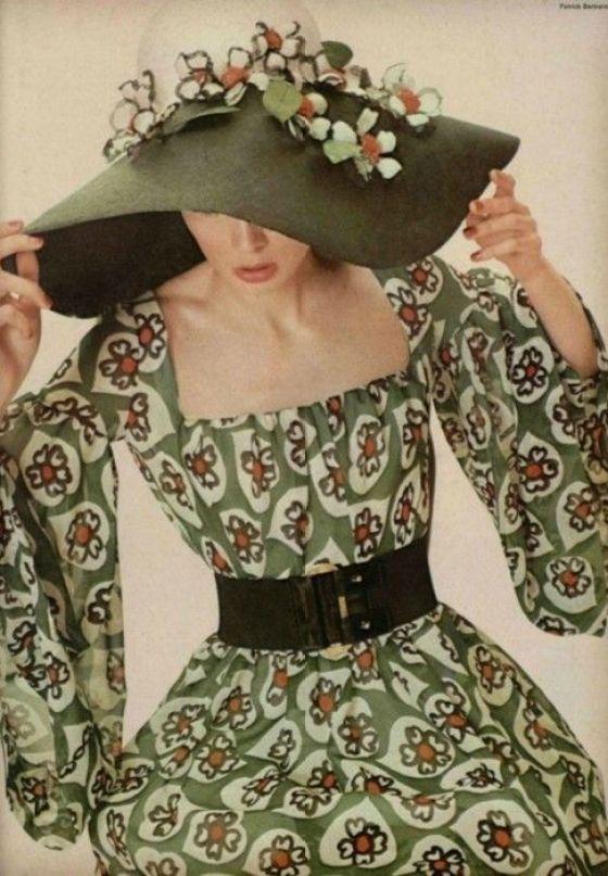 1968, Christian Dior: