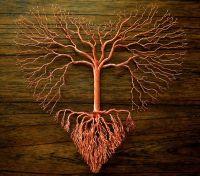 "1st Place - 3D Art Category - Marsha Drew - ""Tree of Love ..."