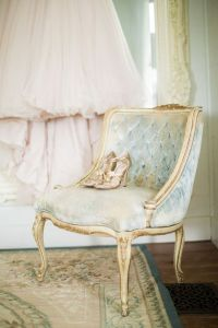 Soft blue velvet French chair | | FURNITURE-spiration ...