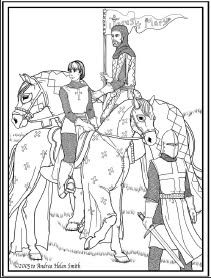 Search, Joan of arc and Coloring on Pinterest