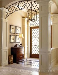 Beautiful, Paint colors and Entrance on Pinterest