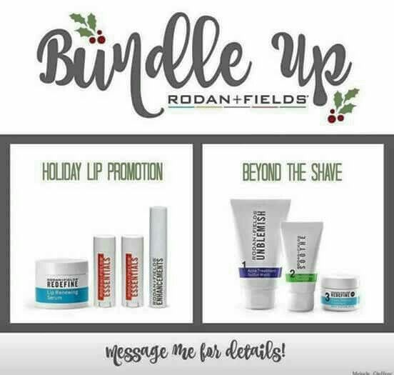 Holiday promotions from Rodan + Fields! Www.alopresto ...