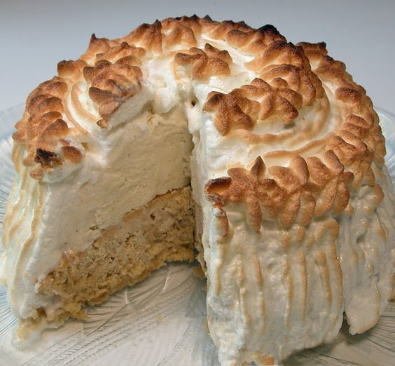 Baked Alaska Classy In The Kitchen Sweet Tooth