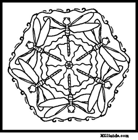 Art journal pages, Coloring and Mandala coloring pages on