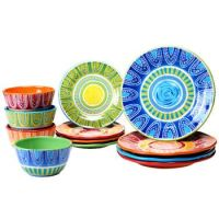 Certified International Tapas 12-piece Dinnerware Set ...