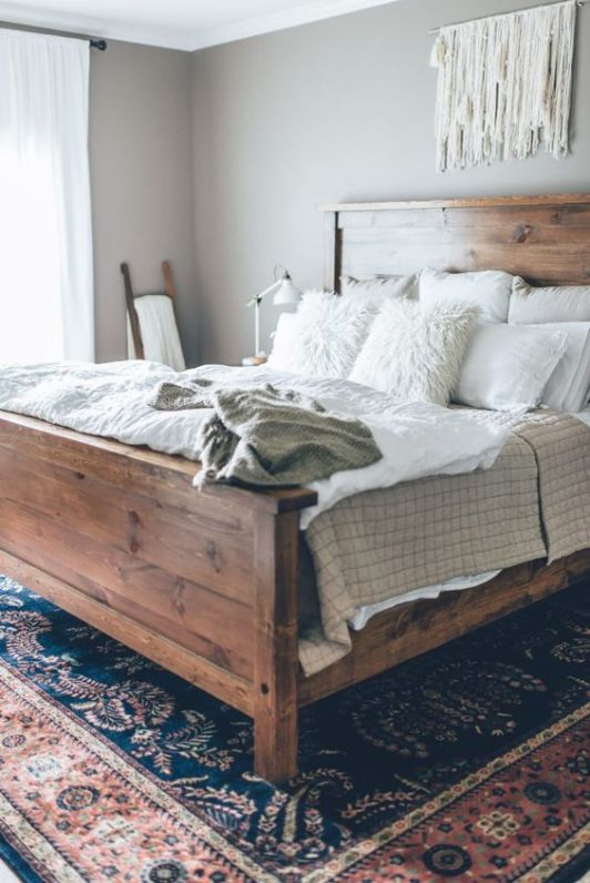Southern Country Bedroom