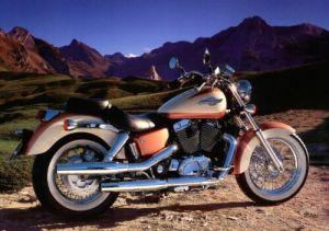 Honda, Motorcycles and Shadows on Pinterest