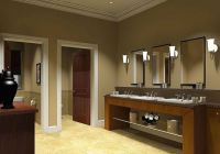 Bathroom Design , 12 Popular Commercial Bathroom Designs