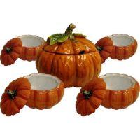 Soup bowls, Pumpkin soup and Thanksgiving on Pinterest