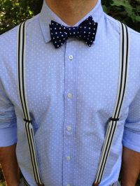 Mambo Bow Tie | Striped shirts, Bow ties and Inspiration