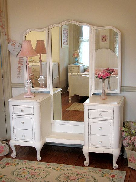 Vanity units Vanities and Antiques on Pinterest