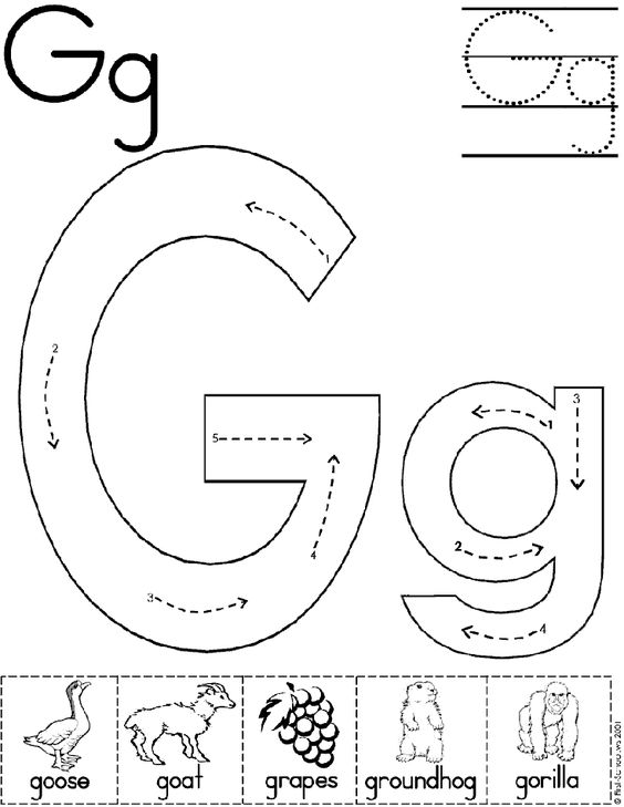 Alphabet worksheets, For kids and Alphabet activities on