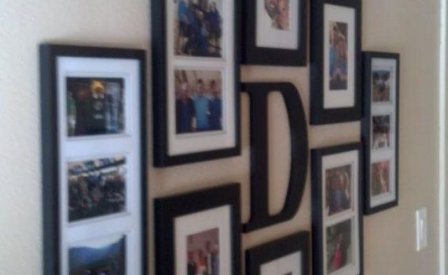 Wall Collage Hallway Walls And Hallways On Pinterest