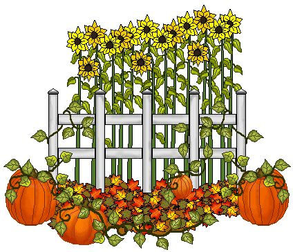 fall pumpkin clip art and large