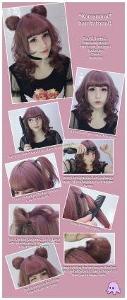 kawaii hairstyle credits