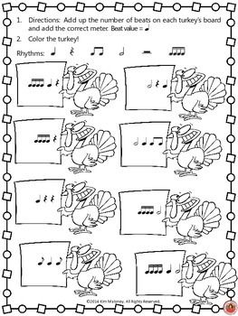FREE DOWNLOAD for music teachers! There are TWO versions