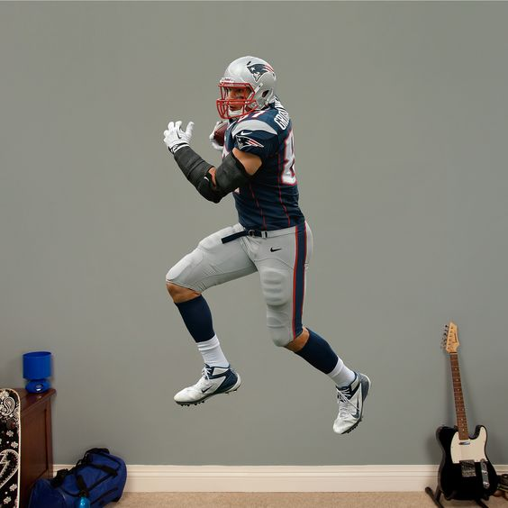 Fathead Wall Decal New England Patriots