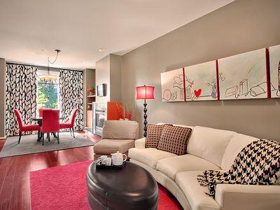 Colori pareti pitturare interni salotto salone sala da pranzo  Decorare Casa  Pinterest  Tes