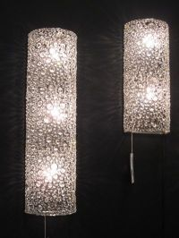 Crystal sconce lamps from Four Hands | Master Bath remodel ...