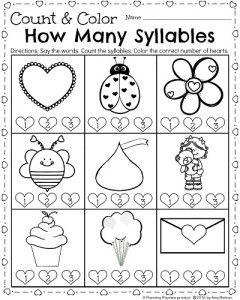 Literacy worksheets, Kindergarten math and Worksheets on